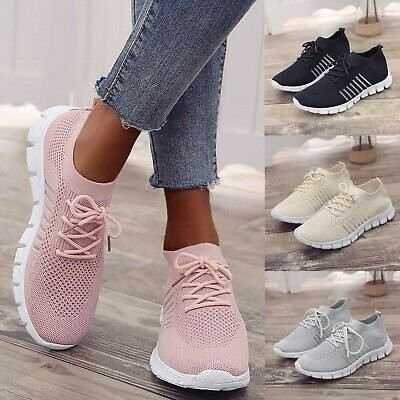 Fashion Women Flying Weaving Socks Shoes Sneakers Casual Shoes Running Shoes