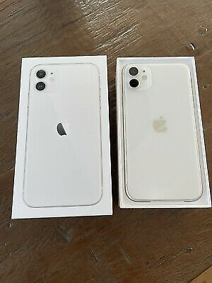 Apple IPhone 11 - 64GB-White (without Simlock)
