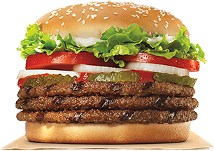 Triple Whopper Wednesday is Back