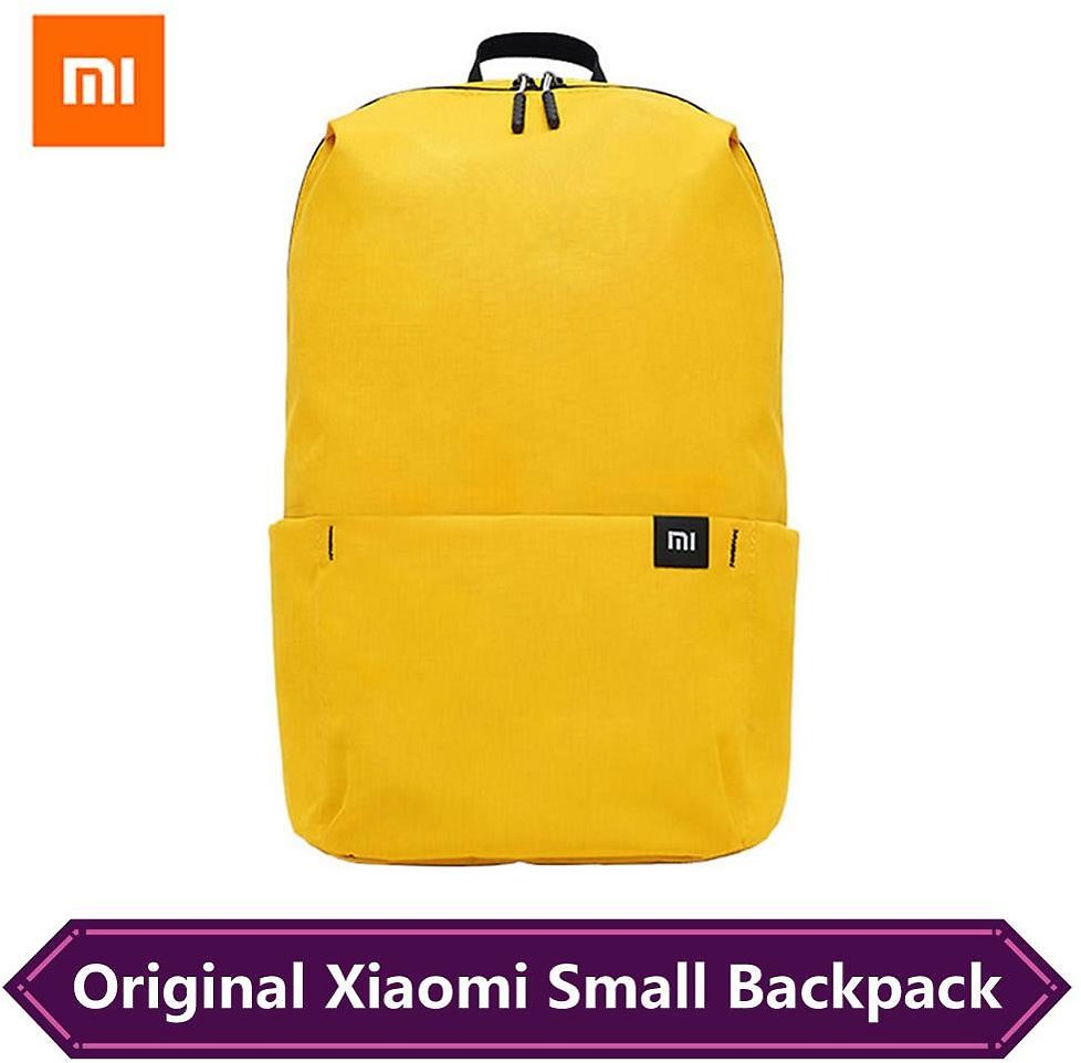 US $10.69 50% OFF|Original Xiaomi Mi Backpack 7L/10L/15L/20L Waterproof Colorful Daily Leisure Urban Unisex Sports Travel Backpack Dropshipping|Backpacks| - AliExpress