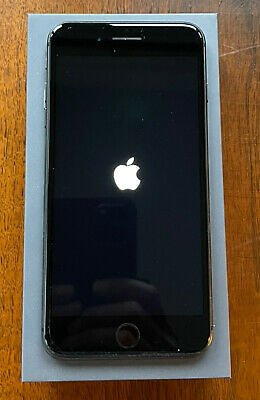 Apple IPhone 8 Plus - 64GB -Gray A1864 See Pictures, Works Perfectly! 689518332355