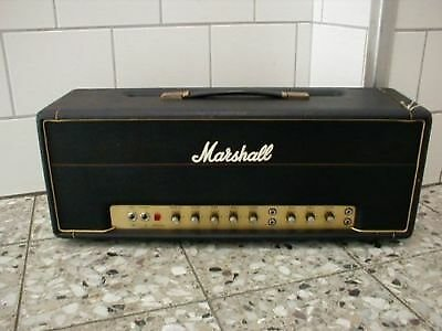 1975 Marshall Artiste 100 W Amp Top-Made in England-Reverb