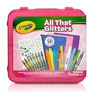 Crayola® All That Glitters™ Case, 50ct