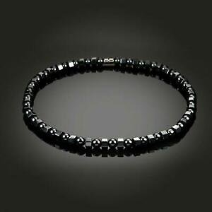 Details About Magnetic Therapy Hematite Necklaces Jewelry Delicate Accessories For Women Men