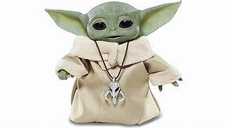 Star Wars The Child Animatronic Edition 7.2-Inch-Tall Toy By Hasbro with Over 25 Sound and Motion Combinations, Toys for Kids Ag