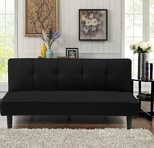 Lifestyle Solutions Serta Milan 3-Seat Multi-function Upholstery Fabric Sofa + F/S