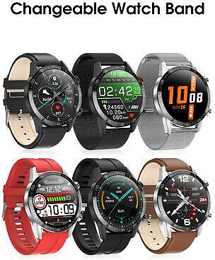Microwear T03 Body Temperature Monitor Smart Watch Fitness Tracker Sports Band