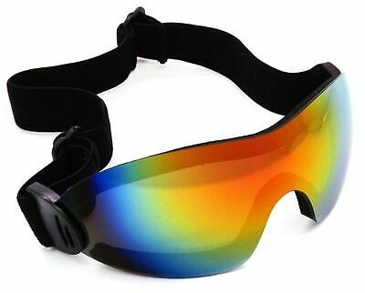 Snow Ski Snowboard Glasses Motorcycle Motocross UV400 Antifog Goggles Eyeglasses