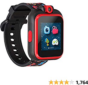 PlayZoom Kids Digital Smartwatch with Selfie Camera, Video Recorder, and Interactive Educational Games, Birthday Gift for Boys and Girls (Dinosaur)