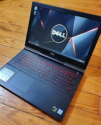 Dell Inspiron 15 7000 Gaming Laptop GTX 1050ti, I7, 1TB HDD, GREAT BUY, CLEAN!