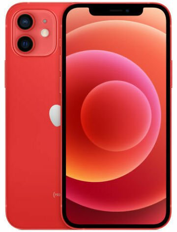 Apple IPhone 12 (PRODUCT)RED - 64GB (Unlocked) for Sale Online
