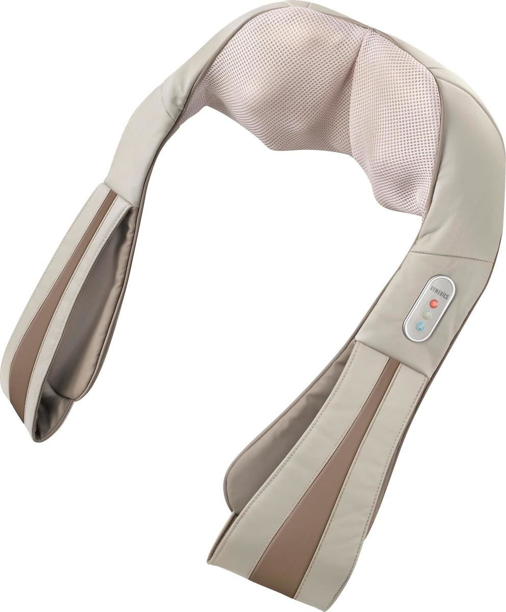 Shiatsu Deluxe Neck and Shoulder Massager with Heat NMS-620H