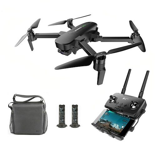 Hubsan ZINO PRO GPS 5G WiFi 4KM FPV Brushless RC Drone with 4K UHD Camera 3-Axis Gimbal Sphere Panoramas Quadcopter with 2 Battery