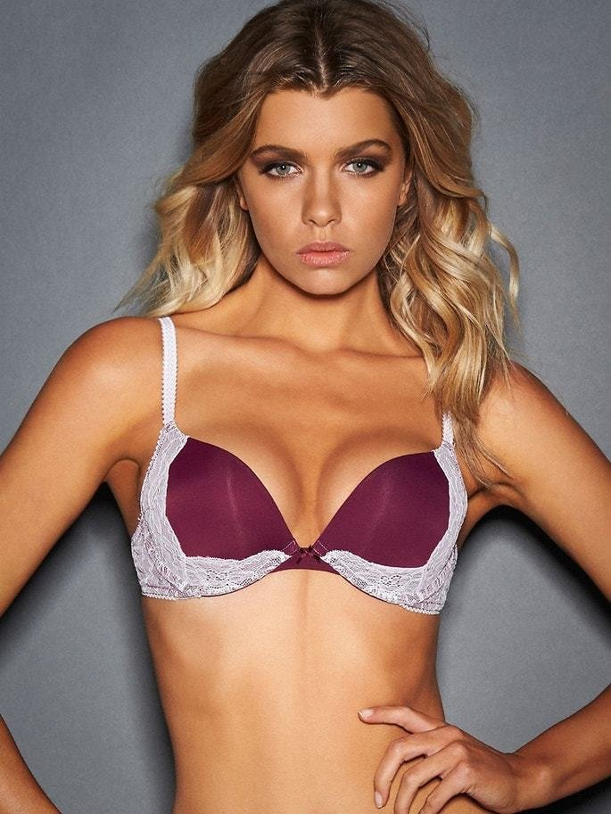Hollywood Icon Lace Boost Push Up Bra-Clearance