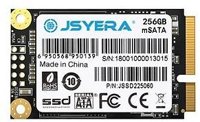 JSYERA Mini MSATA SSD 120GB Built-in Solid State Drive, Suitable for Desktop / Notebook / All-In-One / Ad Player | Wish