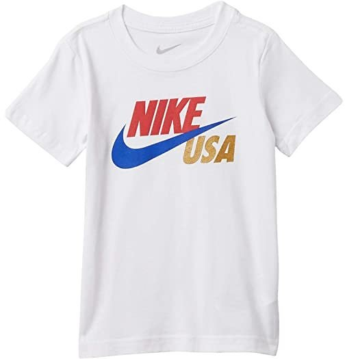 3% Off for Short Sleeve Americana Graphic T-Shirt (Little Kids)
