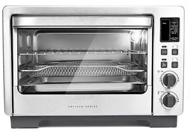 SALE 22% OFF CRUX® Artisan Series 6 Slice Digital Air Frying Toaster Oven | Bed Bath & Beyond