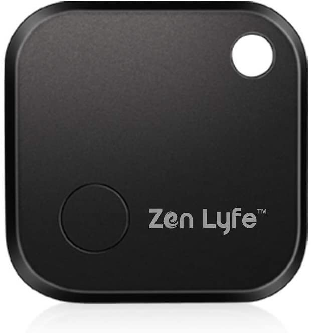 Zenlyfe/SwiftFinder Smart Key Finder Tracker, Classic Key Finder Locator Bluetooth Tracker Device for Car Key/Wallets/Backpack/L