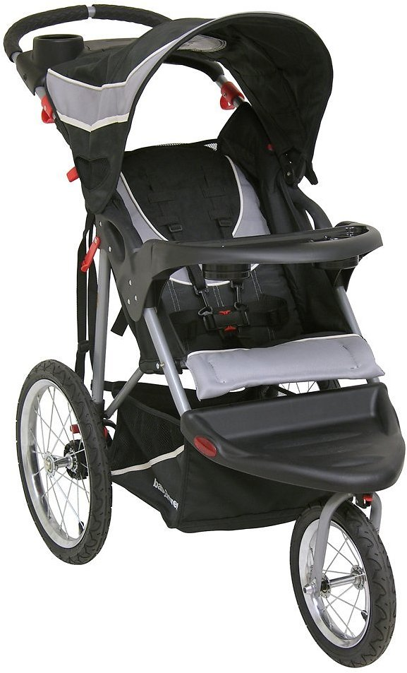 40Baby Trend Expedition Jogger Stroller, Phantom, 50 Pounds