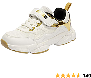 DREAM PAIRS Boys Girls Tennis Running Shoes Athletic Sneakers