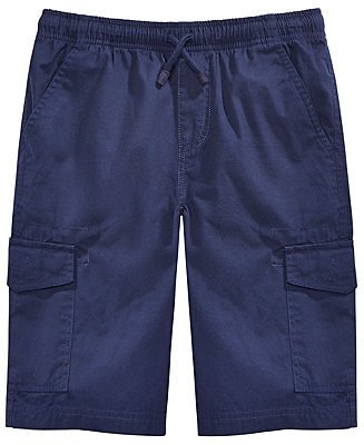 Epic Threads Big Boys Blue Textured Canvas Cargo Shorts, Created for Macy's & Reviews - Shorts - Kids