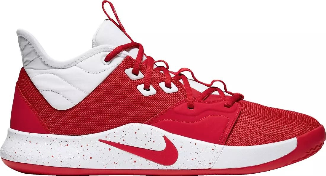 Today Only! Unisex Nike PG3 Basketball Shoes (Red/White and Blue /White)