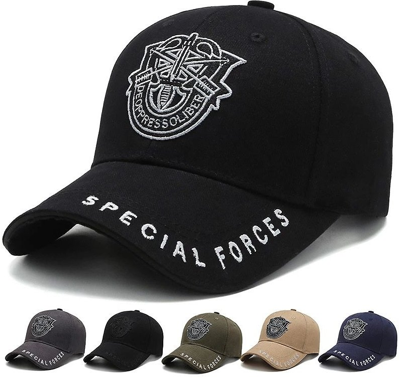 SPECIAL FORCES Embroidery Baseball Cap CP Special Force Sniper SWAT Hat Wild Sun Hat Dad Hat Good Quality Snapback Hat