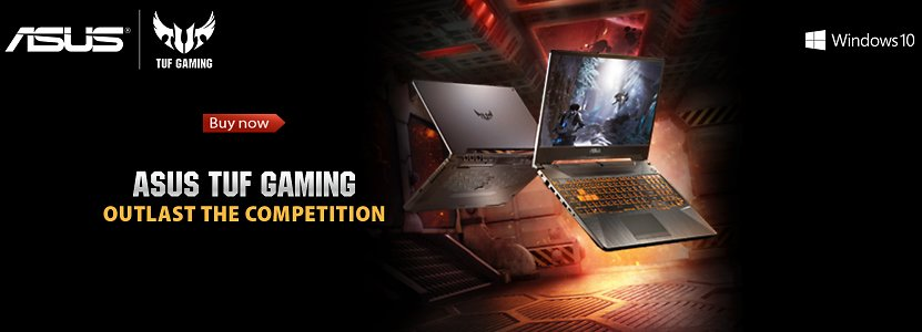 ASUS: The Latest Gaming Laptop