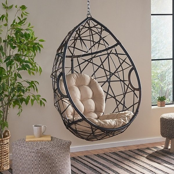 Cayuse Teardrop Hang Chair (Stand Not Included) + Free Shipping