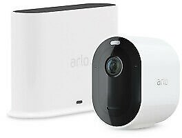 NEW Netgear Arlo Pro 3 Smart Security System Wire-Free 2K Camera Indoor/Outdoor