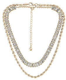 Petit Moments Shay & Angie Necklace Set in Gold | REVOLVE
