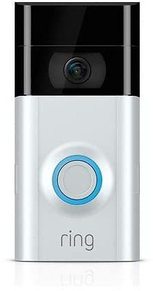 Today Only! Ring Video Doorbell 2 (Used) - Woot