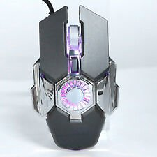 Wired Computer Mouse Programming Game Mouse Lighting PC Laptop