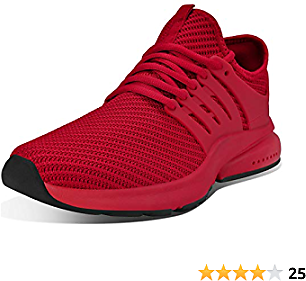 Troadlop Mens Running Tennis Shoes Slip On Resistant Sneakers Fashion Mens Sneaker Gym Sport Non Slip Casual Walking Shoes for Men