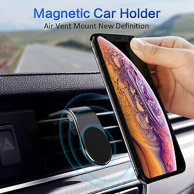 For Cell Phone Accessory Universal Magnetic Car Phone Holder Clip Air Vent Mount