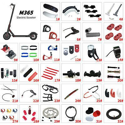 Repair Parts and Accessories For Xiaomi Mijia M365 Electric Scooter