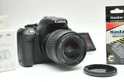 Canon EOS Rebel T3i DSLR Camera & EF-S 18-55mm Lens Kit SN232076190502