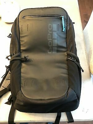 GoPro Black Seeker Backpack V2 AWOPB-002 for HERO7 HERO6 HERO5 KARMA - BRAND NEW 818279022476