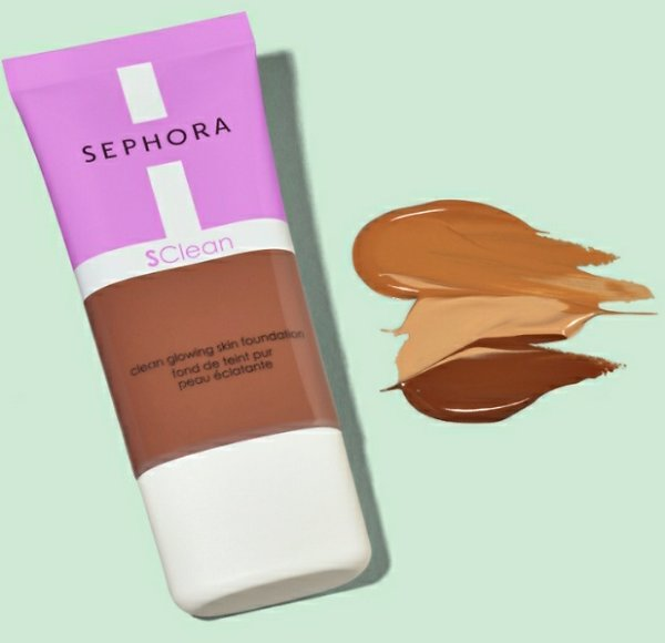 FREE  Skin Foundation Samples