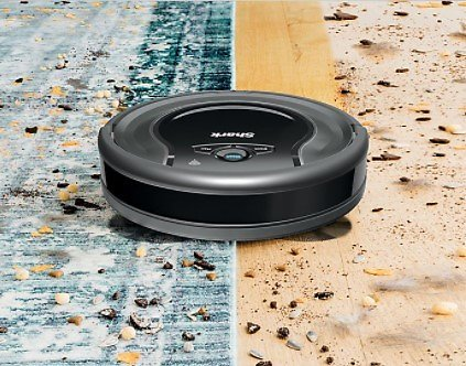 Shark ION Robot® Vacuum R77 120min Runtime Wi-Fi BotBoundary w/ Strips and Accessories   Bed Bath & Beyond