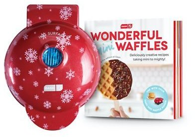SALE 25% OFF ON Dash® Wonderful Mini Waffle Gift Set | Bed Bath & Beyond