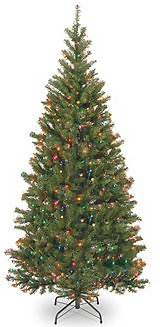 Holiday Lane 6' Spruce Tree with 300 Lights