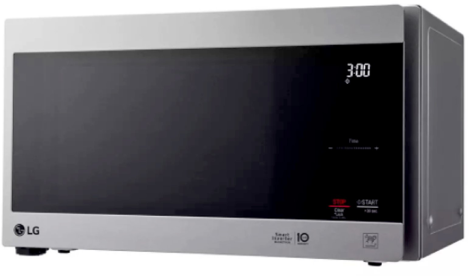 LG NeoChef Stainless Steel 0.9 Cubic Feet Microwave (Manufacturer Refurbished)