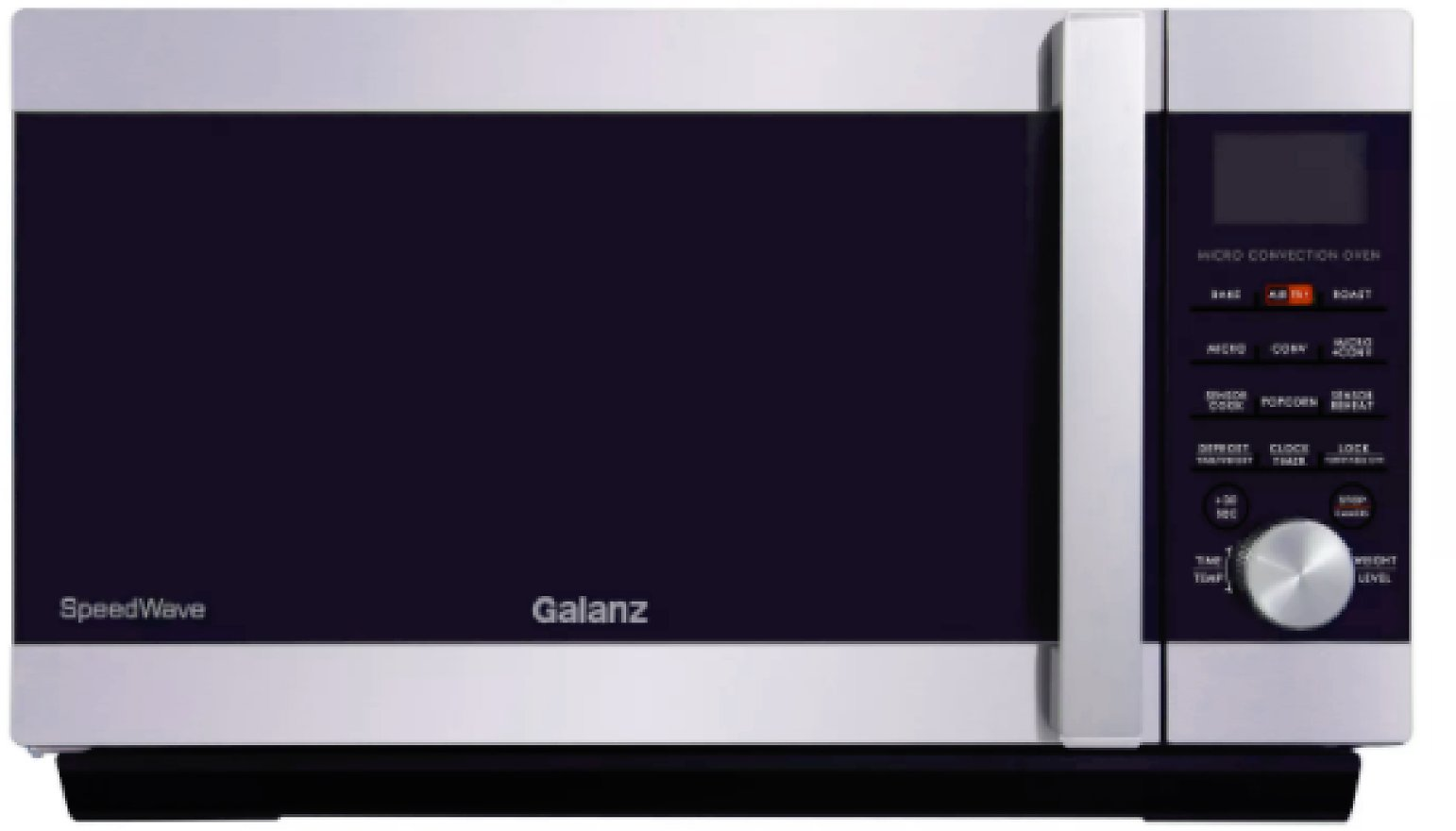 Galanz 1.2 Cu Ft SpeedWave Microwave Oven - Silver
