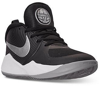 Nike Boys Team Hustle D 9 Basketball Sneakers from Finish Line & Reviews - Finish Line Athletic Shoes - Kids