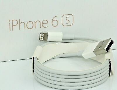 USB Charger Cable Lead For Lightning to IPhone X 5 5s 6 6s 7 Plus 8 IPad 4 Air