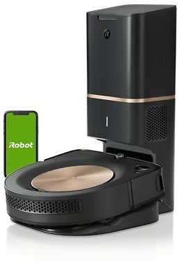 IRobot® Roomba® S9+ (9550) Wi-Fi Connected Robot Vacuum with Automatic Dirt Disposal   Bed Bath & Beyond