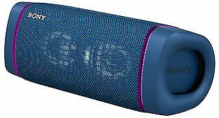 Sony SRS-XB33 EXTRA BASS Wireless Portable Bluetooth Speaker - SRSXB33/L - Blue 27242919280