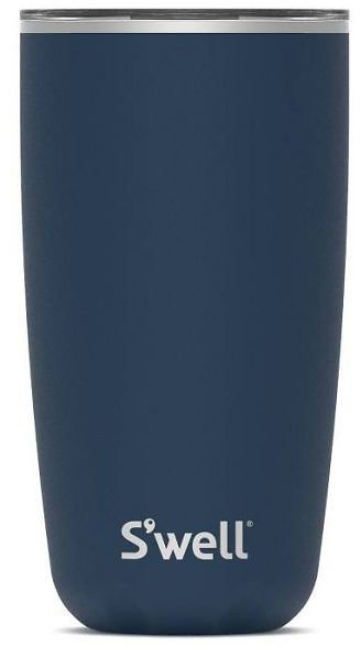 S'well 18oz Stainless Steel Tumbler with Lid - Stone