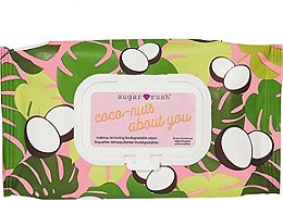 Tarte Sugar Rush - Coco-Nuts About You Makeup Removing Biodegradable Wipes